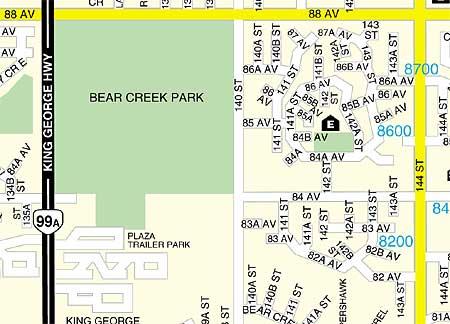 Bear Creek Surrey