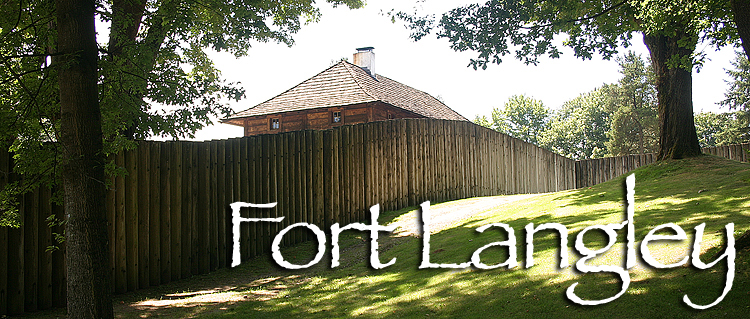 Image result for Fort Langley fur trade