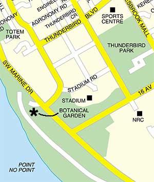 UBC Botanical Garden was