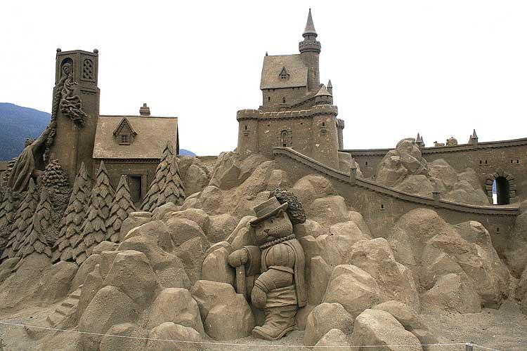 Championnat du monde de sculpture sur sable _MG_4745
